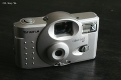 Fuji Clear Shot BF (René Maly) Tags: camera film fuji fujifilm bf cameraporn clearshot camerawiki renémaly
