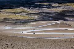 Camino al refugio del Cotopaxi (sebastian crespo) Tags: paisajes landscape volcano landscapes ecuador paisaje andes montaa cotopaxi cordillera montaas paramo volcan pramo landscapemontaasmountains