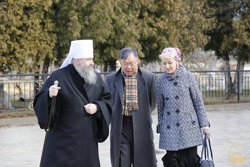 03. Japanese Ambassador's Visit to Svyatogorsk / Визит посла Японии в Святогорскую Лавру