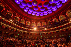 Royal Albert Hall (ncs1984) Tags: red color colour london architecture canon hall concert royalalberthall purple audience albert royal indoor auditorium alberthall royalalbert canonef1635mmf28 canonef1635f28 canon6d
