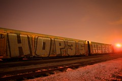 HOPES (bkuz2013) Tags: longexposure hopes wholecars trackside nightshooting wholecar fr8heaven fr8paradise bkuzphotography