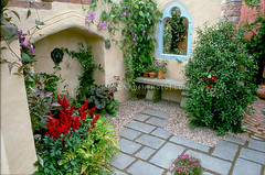 Outdoor room (eflow92860) Tags: summer plant flower landscaping blossoms grow flowering growing blooms horticulture mixture perennial stockphoto blooming stockphotography floweringplant stockimage hardscape ingarden outdoorroom stockphotograph cultivatedplant homelandscape homelandscaping stockpicture gardendesigning mixedplantings homegardendesign gardenbedsborders gardenuse horticulturalsubject plantingcombinations varietyofplanttypes