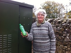 bronwen's sponges (b4ruralnorth) Tags: yorkshire lancashire jfdi cumbria spades barnstormers heroines b4rn digitalbritain ladiesofgrit