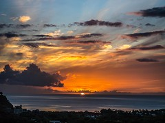 """SunSet at Buccament Bay SV • <a style=""""font-size:0.8em;"""" href=""""http://www.flickr.com/photos/91306238@N04/25336156213/"""" target=""""_blank"""">View on Flickr</a>"""