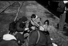 (sele3en) Tags: people urban film analog 35mm graffiti grain urbanart saintpetersburg development ilford urbanlife pushprocess 2016 filmphotography ilfotecddx ilfordpan400 pan400 bigcitylife pushfilm russiangraffiti ilfordrapidfixer graffitibombing russianlife 400push800 pan400push 35mmgraffiti pan400ddx