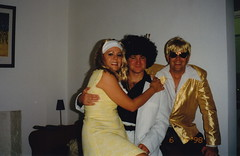 Fancy Dress 1998 (Billy Ladd) Tags: party will kimbo andywhite