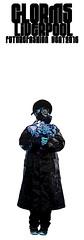 maureen (trisbj) Tags: streetart liverpool diesel air warp pollution gasmask hobo pasteups asthma merseyside gasmasks bluecoat particulates glorms