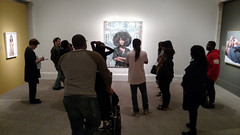 I Love Your Hair (Tim Brown's Pictures) Tags: washingtondc npg nationalportraitgallery smithsonianinstitution timbrown