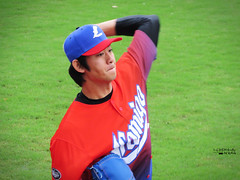 IMG_3327_副本 (vivian_10202) Tags: baseball taoyuan cpbl lamigo 王溢正