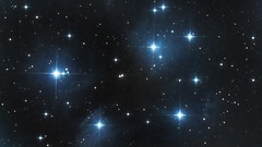 Messier 45 - Pleiades (Isbeorn86) Tags: astrophotography m45 pleiades deepsky