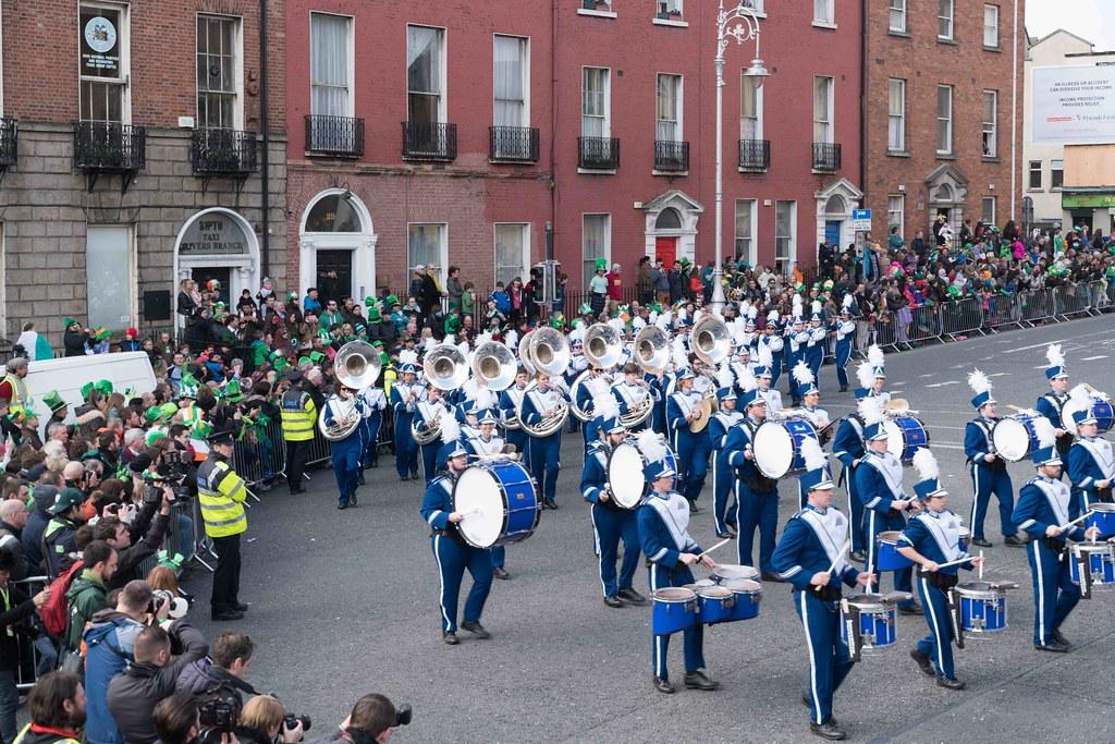 Christopher Newport University Marching Captains-112434