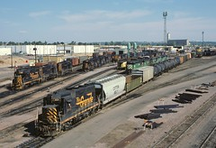 Rio Grande 3001, 3002 North Yard Denver CO (Railblazer) Tags: denver riogrande denvercolorado freightyard emd gp30 drgw northyard denverriograndewesternrailroad denverriograndewestern emdgp30 riogranderailroad emdlocomotive drgwrailroad riograndegp30 drgwnorthyard drgwgp30 railroadfreightyard locomotiveservicetracks riograndelocomotives gp30locomotive denverriograndewesternrailway riograndenorthyard northyarddenvercolorado riograndefreightyard riograndeservicetracks drgwrailway riograndenorthyarddenvercolorado