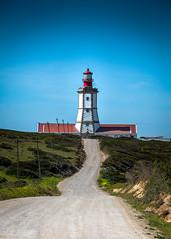 Farol do Cabo Espichel (p_v a l d i v i e s o) Tags: portrait lighthouse portugal canon5d farol sesimbra caboespichel 24105mm canonef24105mmf4lisusm ef24105mmf4 canon5dmk3 canoneos5dmarkiii 5d3 reametropolitanadelisboa amlisboa