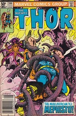 Thor 310 (micky the pixel) Tags: comics comic hell devil mephisto thor marvel tentacle hlle heft teufel themightythor tentakel keithpollard