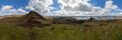 Conic Hill Panorama (Kyoshi Masamune) Tags: uk panorama scotland wideangle 360 lochlomond stirlingshire inchcailloch balmaha conichill ultrawideangle inchconnachan lochlomondnationalpark inchlonaig inchtavannach inchmurrin westscotland inchmoan trossachsnationalpark inchfad inchcruin kyoshimasamune