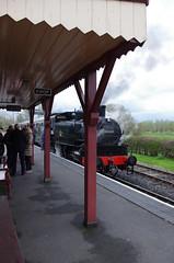 IMGP9879 (Steve Guess) Tags: usa train kent tank engine railway loco steam locomotive bodiam eastsussex tenterden 30065 060t