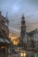 Raadhuisstraat (milliped) Tags: amsterdam westertoren raadhuisstraat