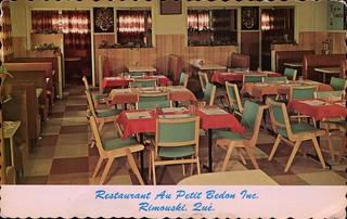 Restaurant Au Petit Bedon Inc., Rimouski, Quebec