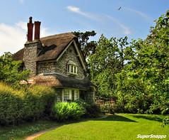 Dutch Cottage 2 (Supersnappz1) Tags: england bristol historic nationaltrust hdr blaisehamlet dutchcottage canonpowershotsx530hs