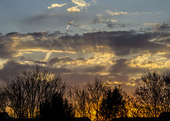 116/366 Setting Sun (zodia81) Tags: sunset wv westvirginia morgantown 2016 aphotoaday 366 365project aphotoeveryday