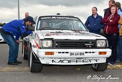 DSC_9064 (Salmix_ie) Tags: county ireland cars car tarmac sport mi speed nikon closed rally stages april motor nikkor jumps rallye motorsport ralley monaghan ralli 2016 d7100