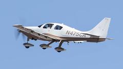 Columbia 400 N475CA (ChrisK48) Tags: airplane aircraft 2006 400 dvt phoenixaz kdvt phoenixdeervalleyairport columbialc41550fg n475ca
