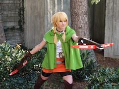 The Legend of ZeldaHyrule Warriors - Linkle DSC_0440 (Prinny Fun Cosplay) Tags: cosplay loz pfc sakuracon thelegendofzelda linkle hyrulewarriors prinnyfuncosplay sakuracon2016