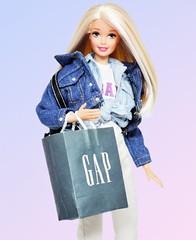 #GayAndProud (sailorb1959) Tags: sarah doll dolls 1996 gap barbie tags bangs mattel 90s bevel palins cunty fleek stuny