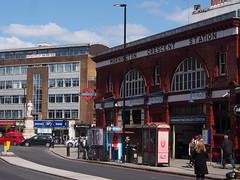 London 2016 (hunbille) Tags: london station underground metro camden tube crescent morningtoncrescent mornington