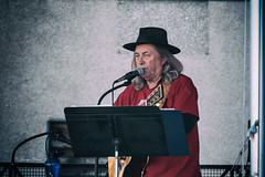 Just Jim (Photos_By George) Tags: people musician canada musicians bc britishcolumbia markets singers performers performer duncan streetscenes entertainers canon7dmkii