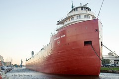 Big A** Boat (barbroehler) Tags: minnesota boat ship duluth williamairvin sunlionimagerycom