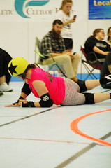 121 (Bawdy Czech) Tags: city oregon lava track dolls flat bend or jo dirty skate roller april skater anonymous derby 2016 lcrd overbeaters