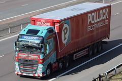 Pollock Volvo FH (.....cowboybuilder.....) Tags: volvo pollock fh
