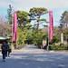 Daikaku-ji: Entrance