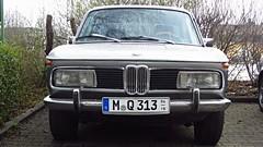 BMW 2000 ti (vwcorrado89) Tags: new 2000 class 1600 bmw 1800 ti neue klasse tii neueklasse 2000ti