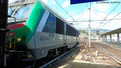 E436-344 (andrewcabassa) Tags: italy train merci sony railway stazione carri sncf astride fotocamera partenza savona binario3 e436 dsch400