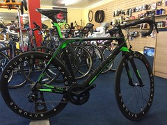 Conway Cycles Showroom2