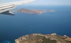 Flying: Trapani - Favignana and Levanzo - Italy (claudios53) Tags: italy mare aerialview aereo paesaggio trapani favignana levanzo aerea vistaaerea volare