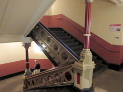 IMG_8364 (Autistic Reality) Tags: park city newyorkcity usa ny building art museum architecture stairs america buildings us museumofart iron stair downtown interiors unitedstates centralpark manhattan interior unitedstatesofamerica gothic arts victorian cities parks structures 5thavenue structure stairway staircase castiron inside newyorkstate fifthavenue met artmuseum museums staircases metropolitanmuseum themet nys insides 5thave nystate fifthave nycity metmuseum highgothic stairways calvertvaux themetropolitanmuseumofart artmuseums victoriangothic newyorkcounty downtowns highvictorian highvictoriangothic jacobwreymould
