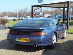 1992 Renault-Alpine A610 Turbo (peterolthof) Tags: a610 70tphv 26032016 klassiekerbeursdrachten
