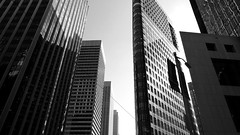 San Francisco (pi3rreo) Tags: sanfrancisco city sky urban white abstract black skyscraper buildings shadows noiretblanc ciel extérieur ville ombres urbain abstrait immeubles