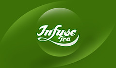 Infuse tea (Reand Aghara) Tags: white green nature logo tea drink