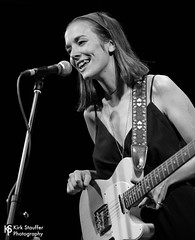 Margaret Glaspy @ Tractor Tavern (Kirk Stauffer) Tags: show lighting portrait bw musician music woman brown white playing black cute girl beautiful beauty smile smiling fashion lady female wonderful hair lights photo amazing concert model eyes nikon women perfect long pretty tour play singing sweet guitar folk song feminine live stage gorgeous awesome gig goddess young band adorable pop precious short sing singer indie attractive stunning vocalist tall perform brunette lovely fabulous venue darling vocals siren glamor kirk petite d5 stauffer glamorous lovable