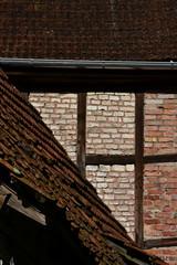 (:Linda:) Tags: brick barn germany village thuringia veilsdorf halftimbered