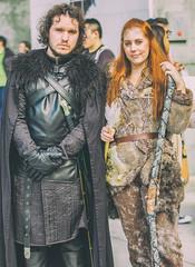 Game of Thrones, Silicon Valley Comic Con, 2016 (Thomas Hawk) Tags: california cosplay sanjose conventioncenter comiccon hbo johnsnow svcc fav10 costumeplay gameofthrones sanjoseconventioncenter siliconvalleycomiccon comicconsiliconvalley svcc2016