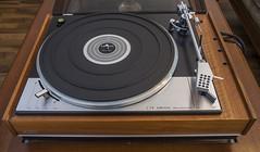Lenco L75 Vintage Turntable (AudioClassic) Tags: analog vinyl record hifi vibrantcolor vintagehifi lenco vintageturntable retrostereo lencol75 audioclassic