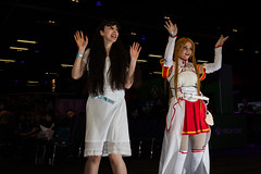 Insomnia 30-04-2016--39 (Philip Gillespie) Tags: costumes red white black colour up field contrast canon computer children photography prime scotland costume edinburgh dof play dress purple princess cosplay flash indoor games gaming event le kawaii insomnia depth tartan multiplay sequent insomniascotland cuirot alduts