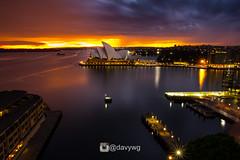House Of The Rising Sun (davywg) Tags: morning storm sunrise sydney australia icon nsw expressway therocks operahouse harbourbridge sydneyoperahouse cahill dawespoint amazingsunriseshot