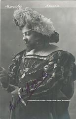MORATI, Andr, Faust, Monnaie, Brussels (Operabilia) Tags: claudepascalperna goldenage opera tenor andrmorati gounod faust monnaie brussels