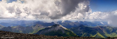 Conquering the peak (lawrencecornell25) Tags: mountains nature landscape outdoors scotland highlands scenery bennevis scottishhighlands nikond200